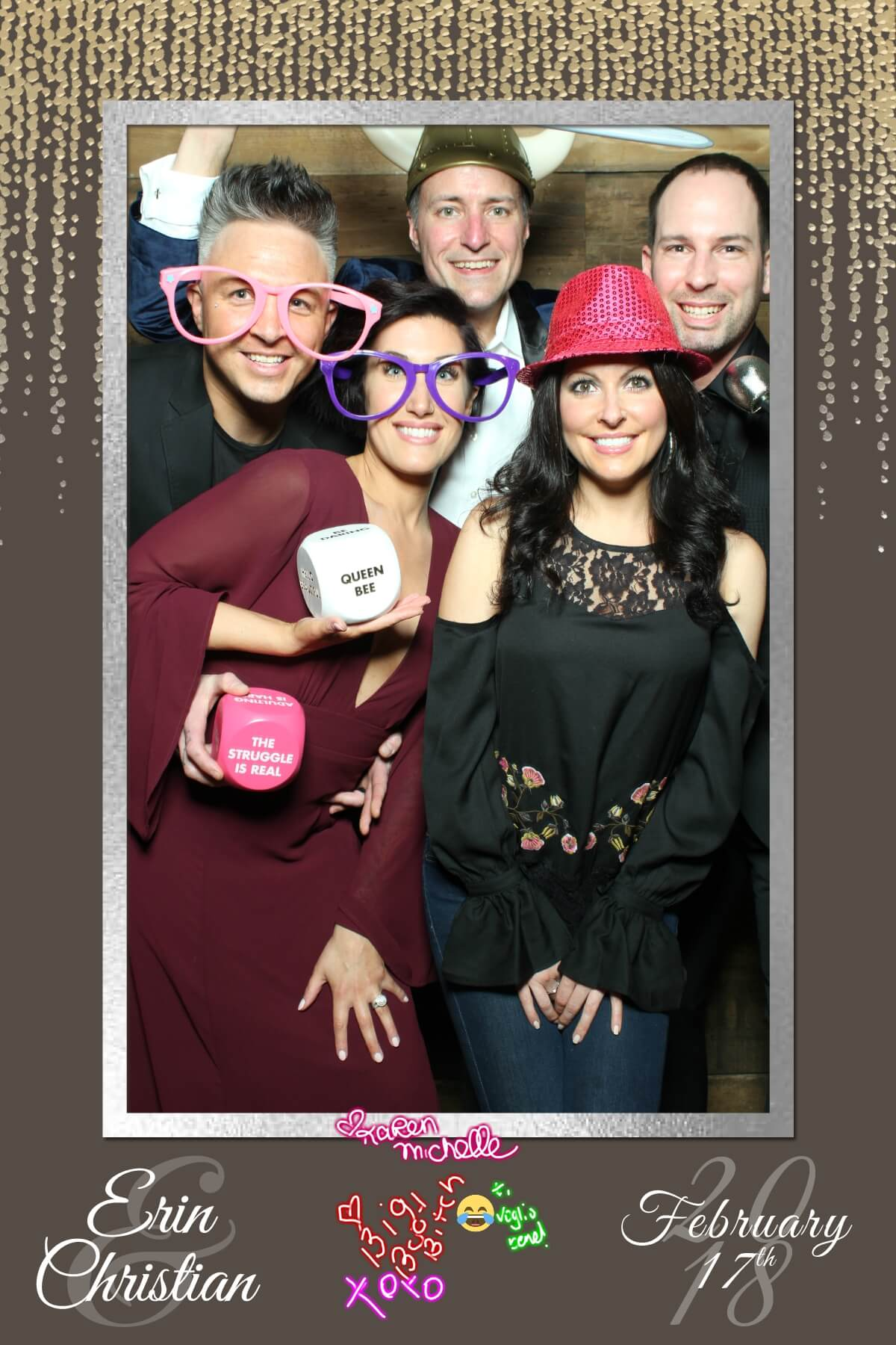 Photo Booth Rental Pittsburgh for Surprise Wedding! | Emme