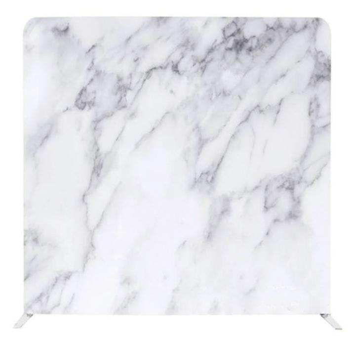 White Marble 8x8
