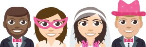 Group Emoji - emme photo booth